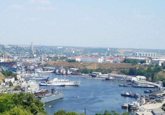 Ukraine to Close Crimean Ports for international shipping