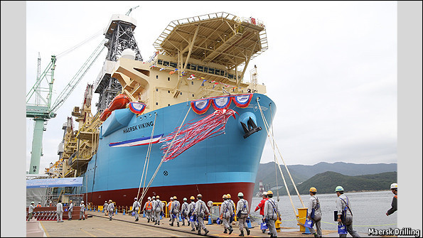 Big shipbuilders in the doldrums