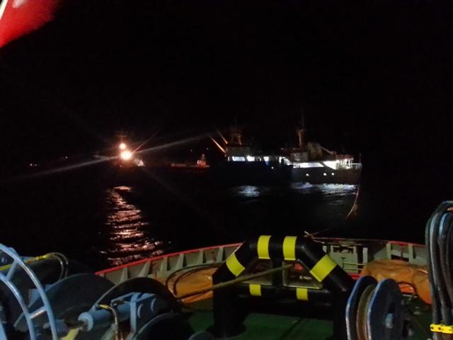 Cargo ship Haci Suvari refloated off Dardanelles