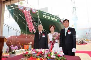 Evergreen to take into fleet last of 20 x 8,500-TEU ships