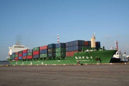 China's Zhonggu Shipping gains financing for two newbuildings, 2,850 TEU