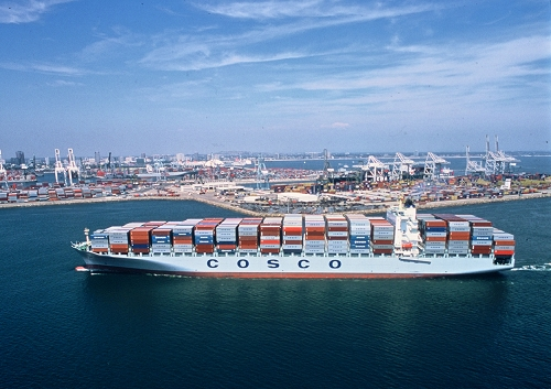 Cosco to consolidate US operations
