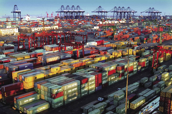 China leads the world in port productivity