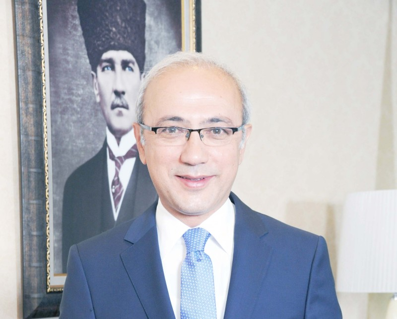 Turkish Shipping Minister Mr. Elvan addressed the sector through SeaNews Magazine