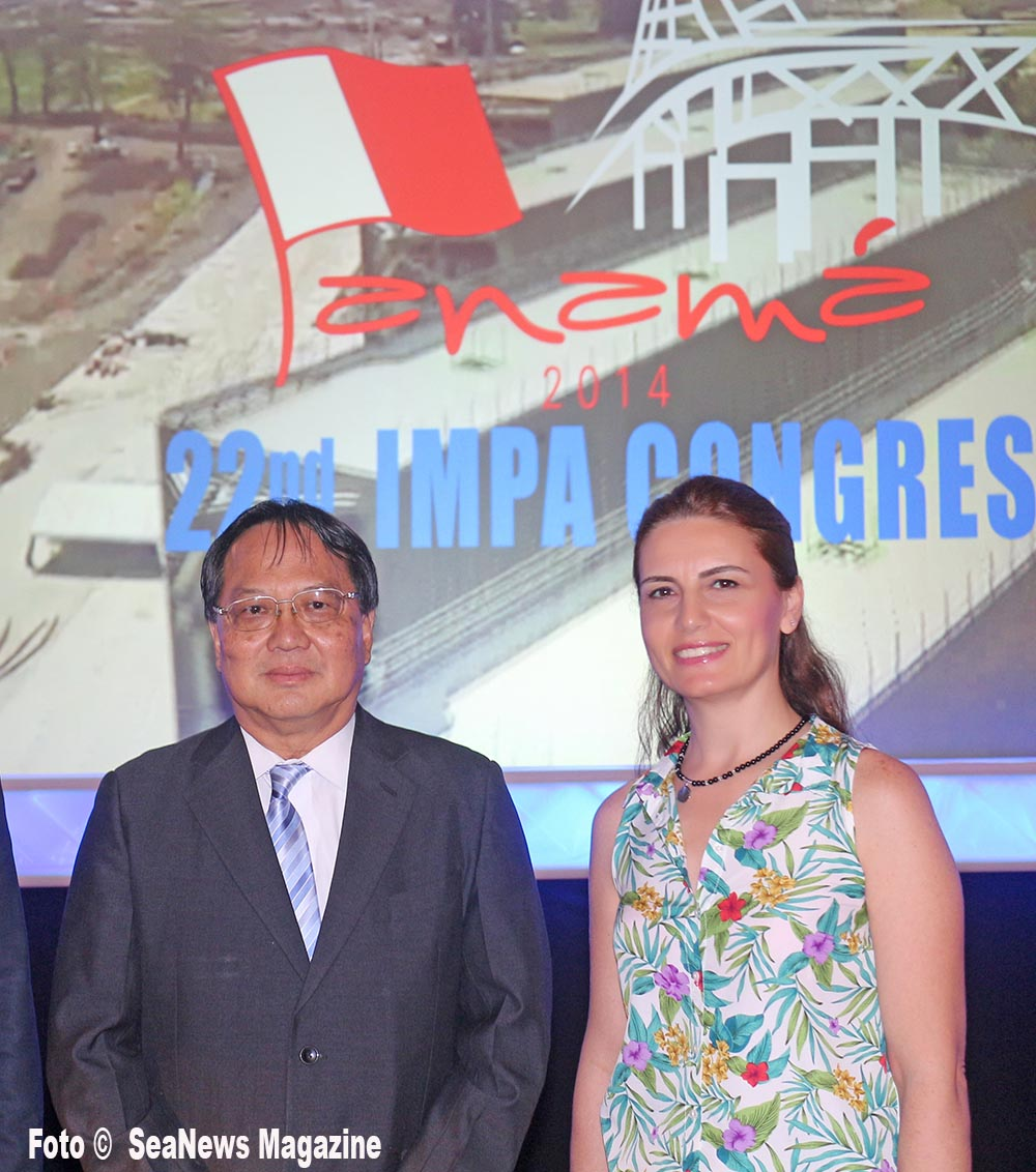 "Juan Wong: ""Panama Canal Expansion Program will double the capacity"""