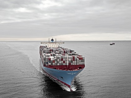 Maersk, MSC hope new '2L' two-firm mega alliance will pass muster