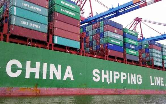CSCL receives sixth 10,036 TEU on America-Asia Container (AAC) series