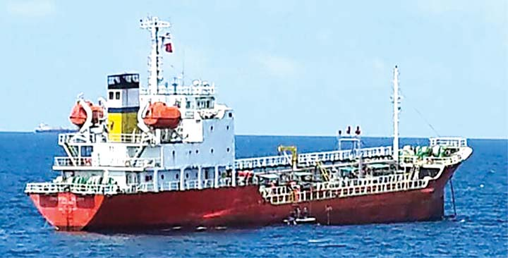 Pirates drain Malaysian tanker Oriental Glory of oil cargo in Malacca Strait