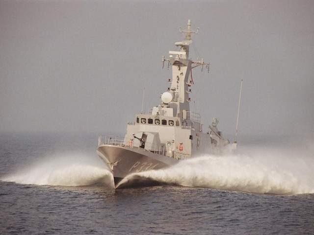Turkey To Formalize Fast Missile Boat Race