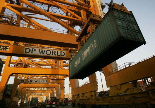 DP World volume surges 9.3pc to 29.4 million TEU in first half
