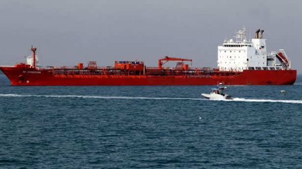 Tanker with Northern Iraqi crude cleared to unload cargo off Texas
