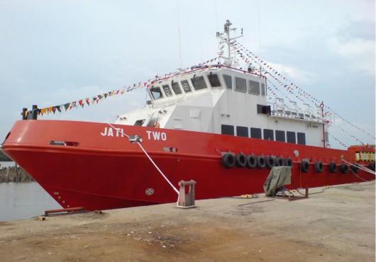 RS Turns to Baku Shipyard for Newbuilds