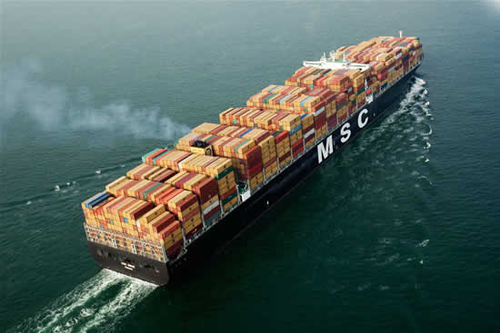 MSC to call at Shanghai, Ningbo on 'Africa Express' from Asia