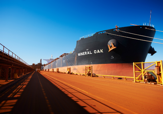 Rates for Iron Ore Carriers Set to Increase