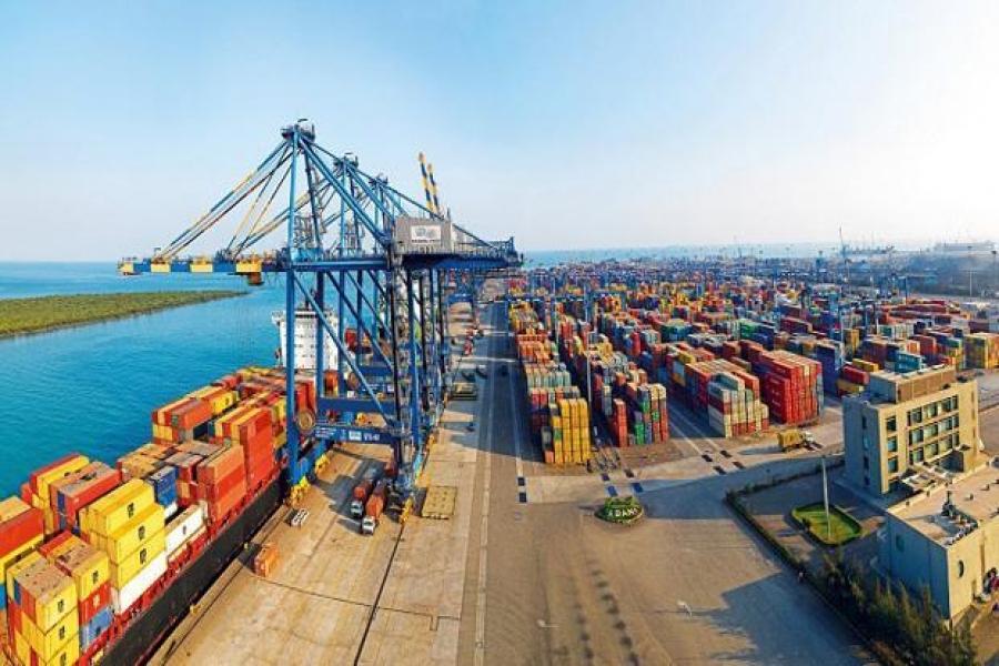 CMA CGM to build India's biggest box port at Mundra with Adani Port