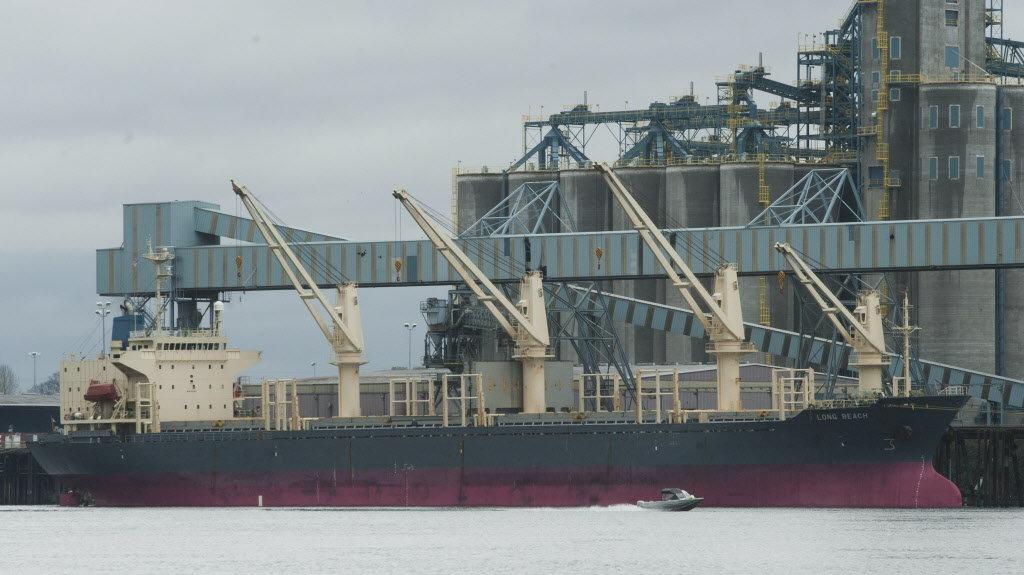 Pacific Northwest terminal labour dispute causes havoc for grain exports