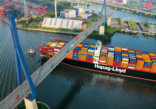 Freight Rates Pulling Hapag-Lloyd Down