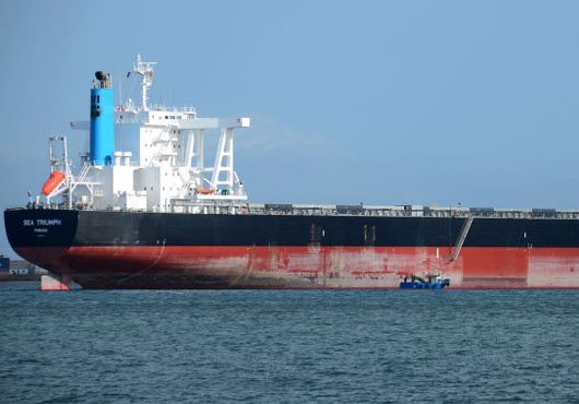LUKOIL Ships First Cargo from Iraq's West Quarna 2 Oilfield