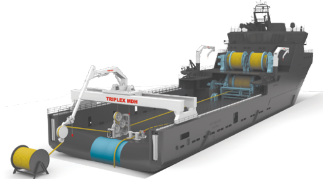 MacGregor to supply equipment for 2 anchor handlers at Wuhu shipyard