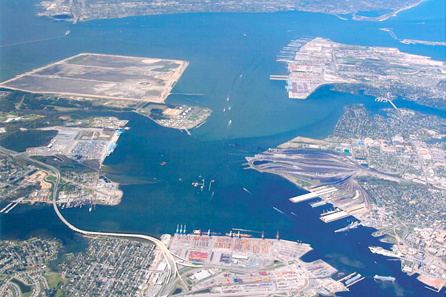 Port of Virginia cuts operating loss in Q4, fiscal year revenue rises