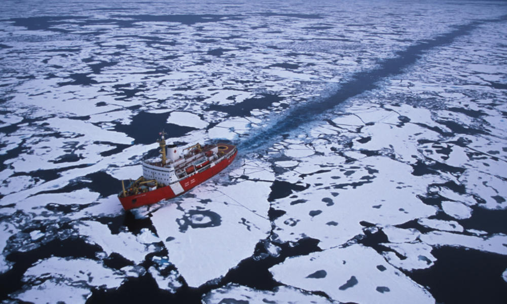 Insurers say they lack experience pricing insurance risk in Arctic shipping