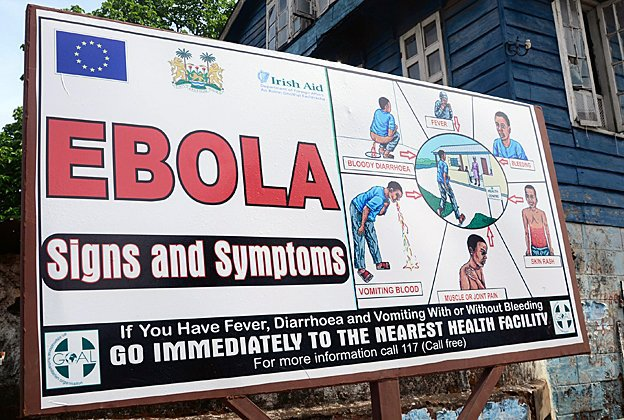 Ebola in Nigeria's Oil Hub