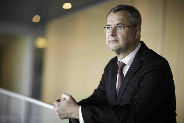 Maersk Line CEO says little hope of rate relief, focus must be on cost cutting