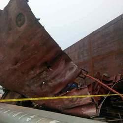 Three dead one missing in Batam Shipyard explosion