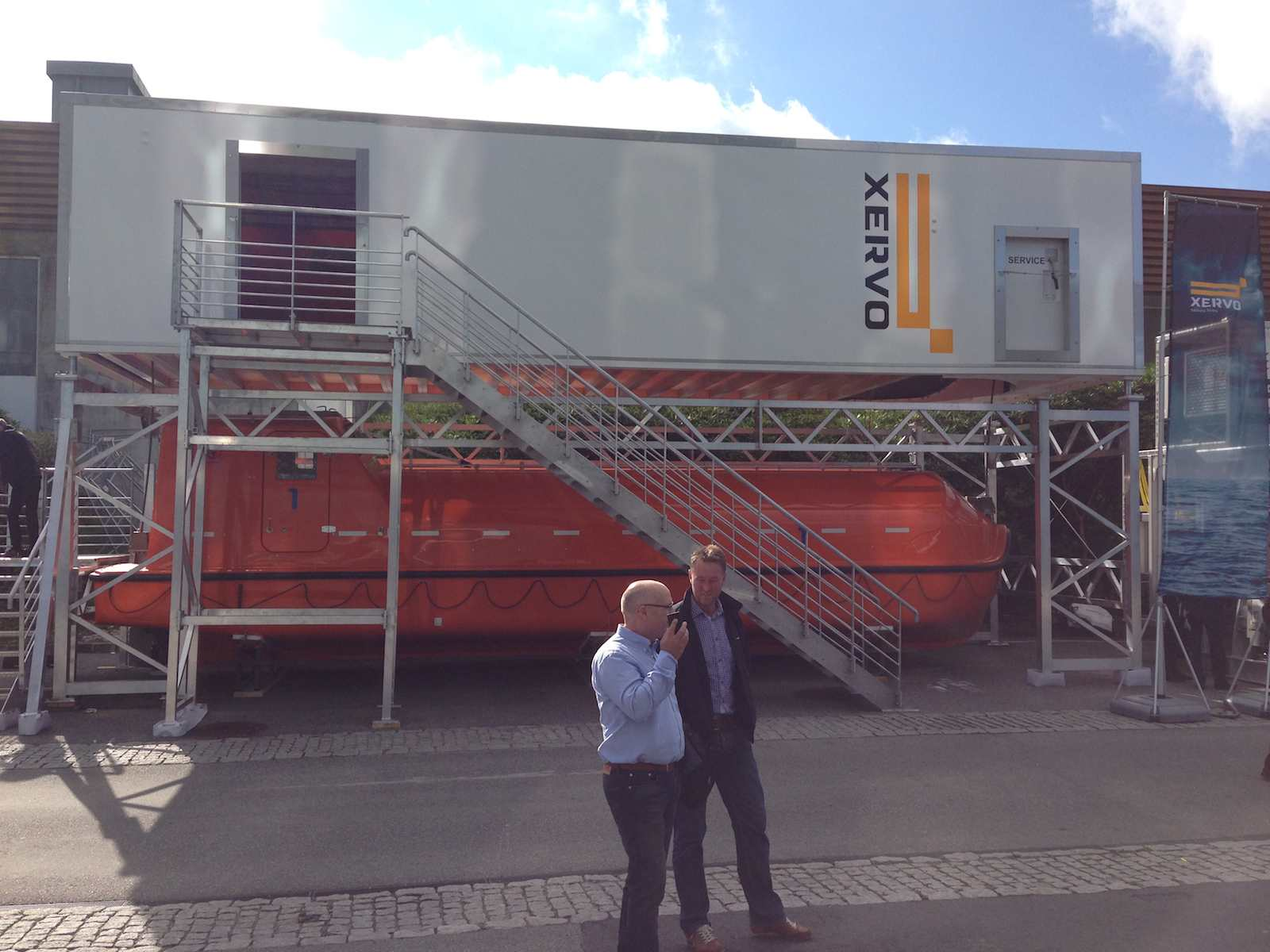 SOLAS version of Boat-In-A-Box to be premiered at SMM