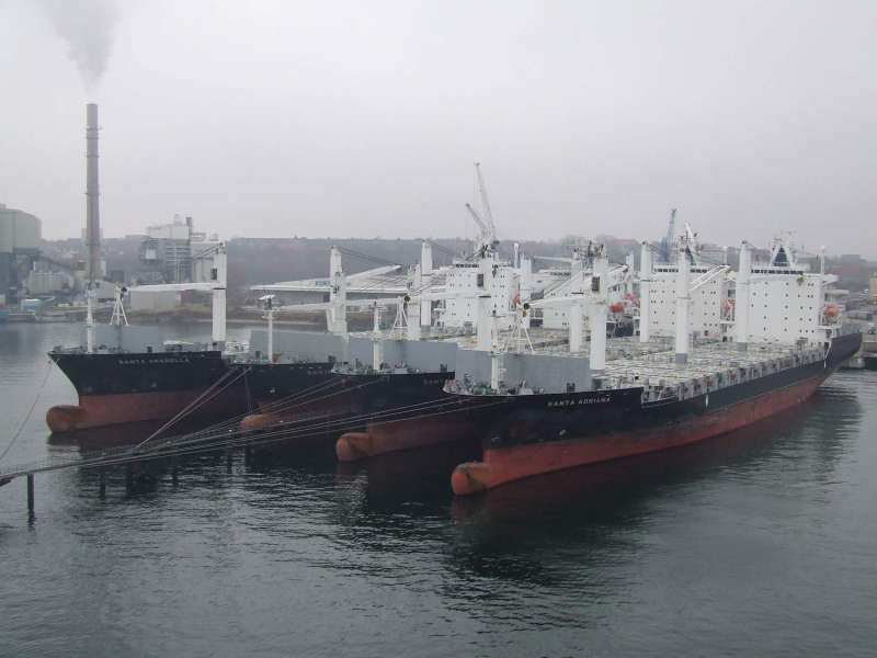 Global Liner Reliability Drops