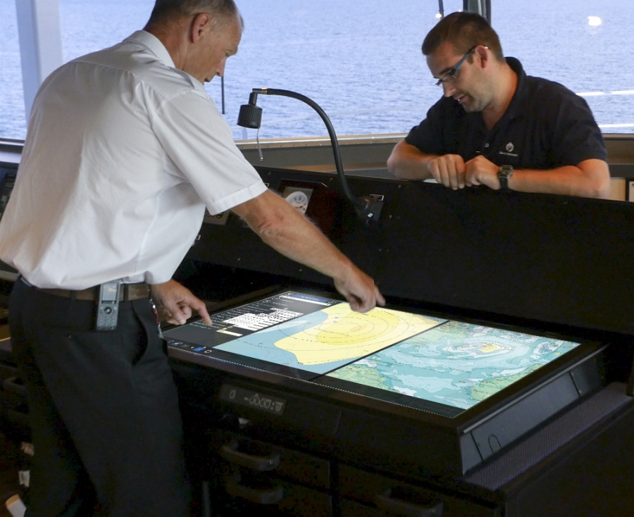 Touch-screen navigation comes to fore as Norwegian software offering