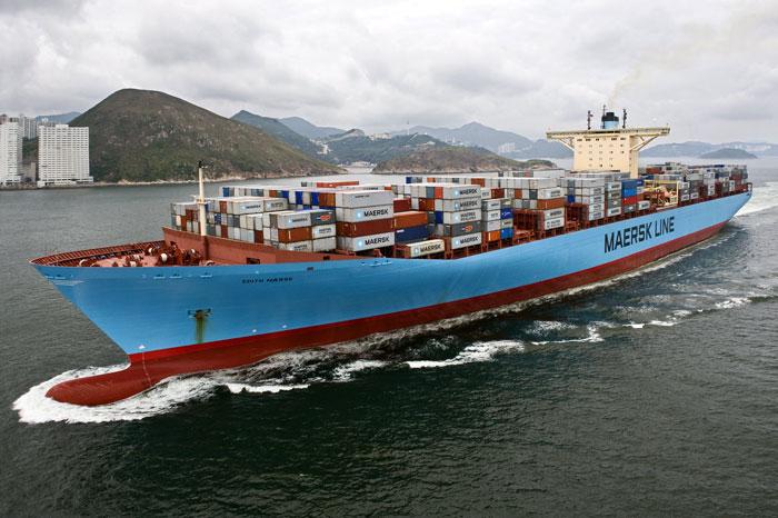 Omani congestion prompts Maersk US$100/TEU, $400/FEU reefer charge