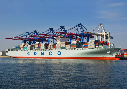 China to Revamp Its Shipping Industry