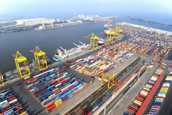 BFC Group given the green light for land reclamation at St Petersburg port