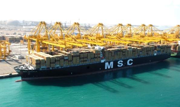 MSC set to overtake Maersk as largest boxline by 2017, says Alphaliner