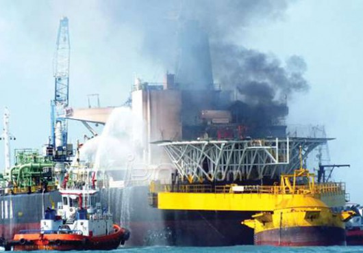 Fire Kills FSO Chief Engineer