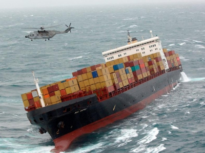 IMO focuses attention on container safety
