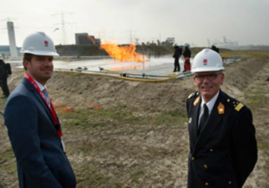 Europe's Mega Ports Focuse on LNG