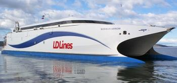 Plea for subsidies fail, LD Lines ends France-Spain 'Motorway of the Sea'