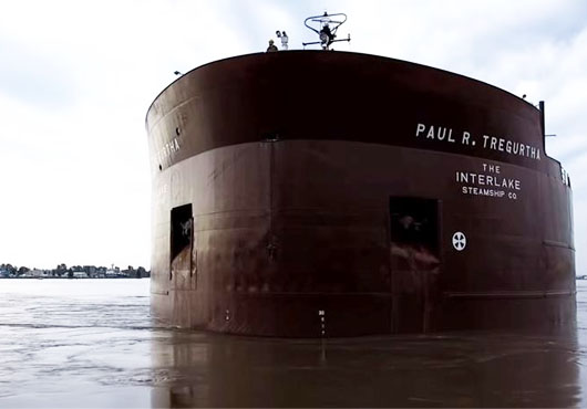 VIDEO: Saving Paul R. Tregurtha