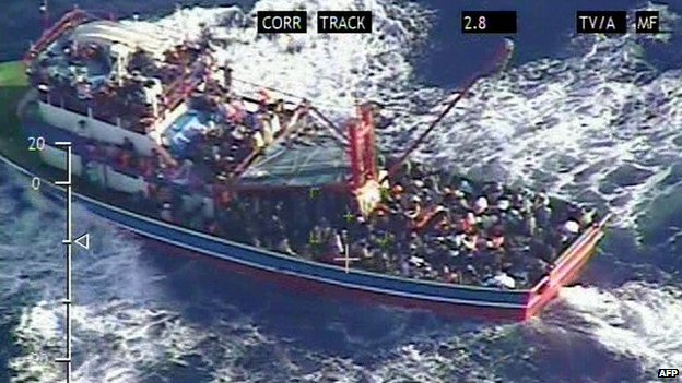 Rescue mission launched for 300 stranded in boat off Paphos, Cyprus