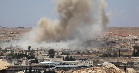 Warplane Attacks Libya's Benghazi Port