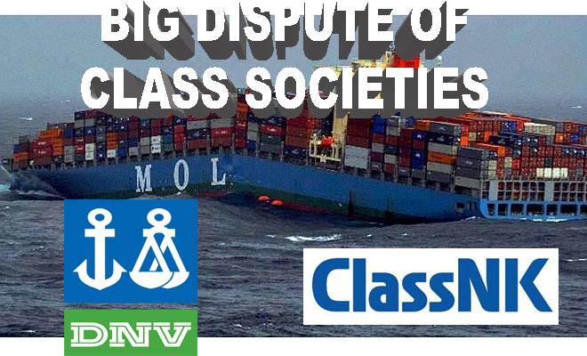 ClassNK will respond to DNV GL Criticism...
