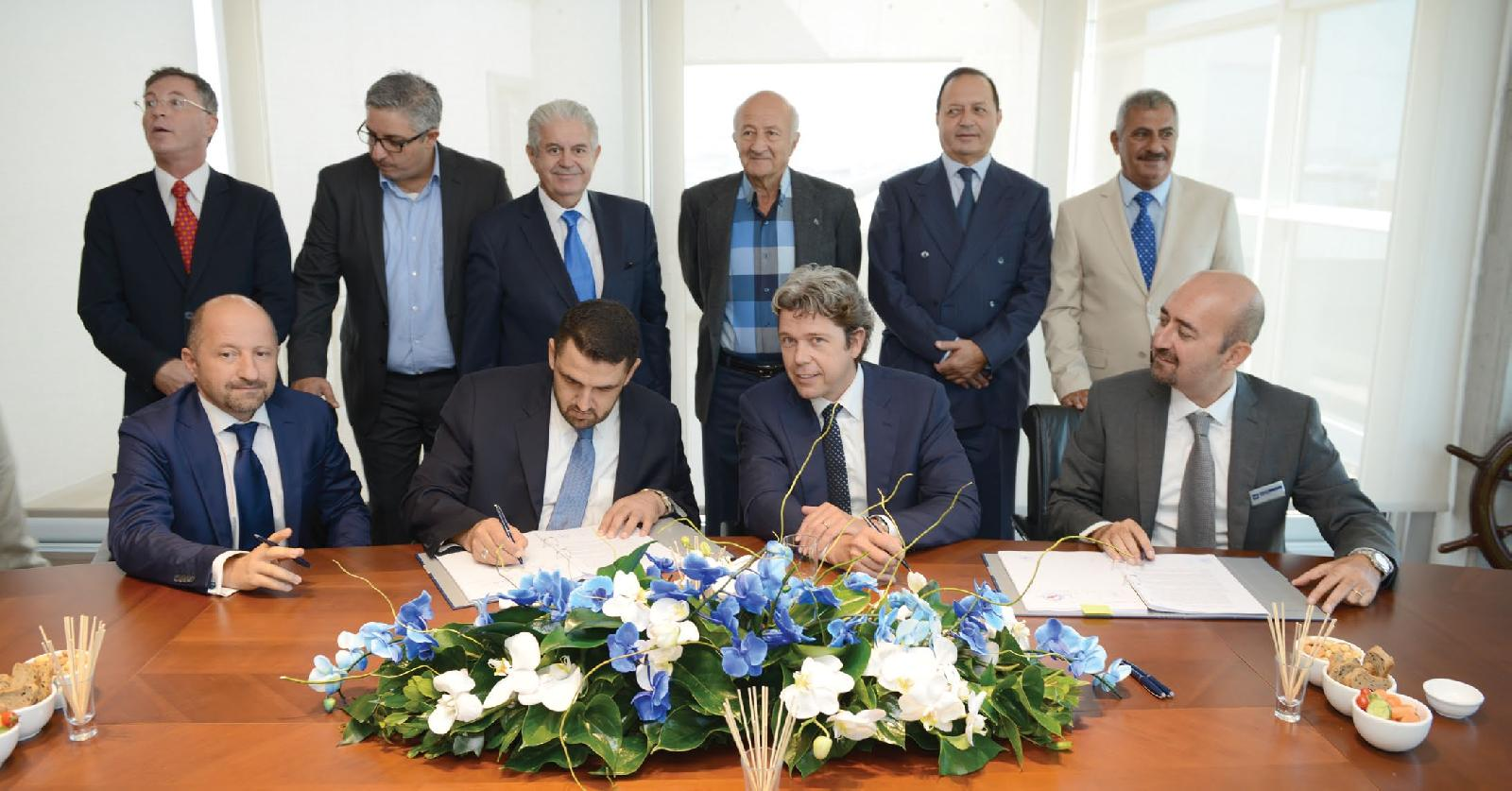 Turkey's Sanmar signed contract for 7 vessels with APMSCO