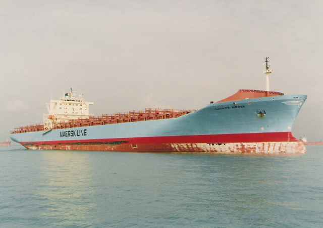 Maersk Line Named Sustainable Ship Operator of the Year