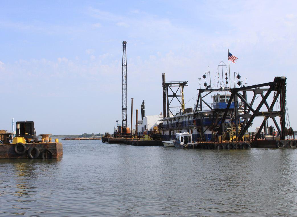 Savannah dredging won't bring bigger ships, but ships with bigger loads