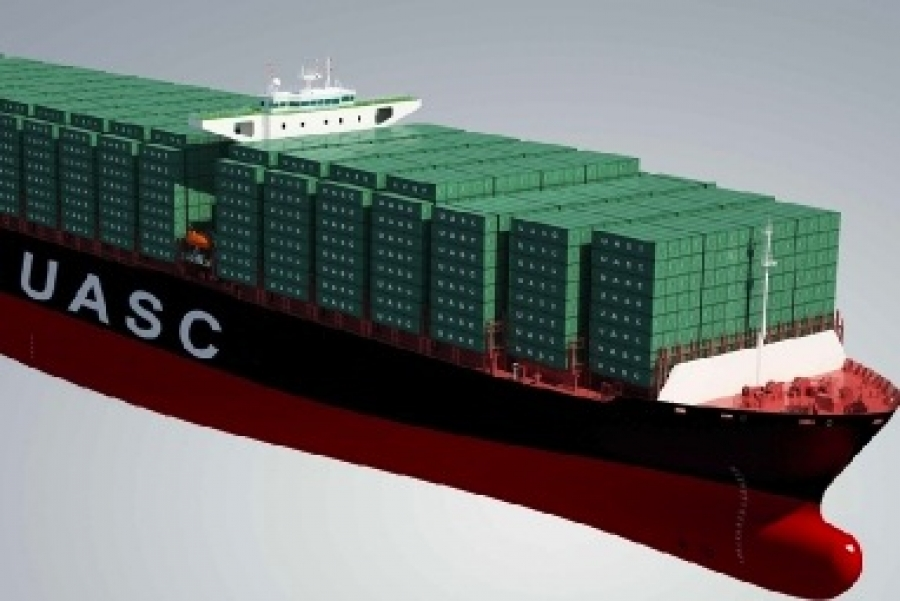 24,000-TEU boxships would weigh heavily on infrastructure costs