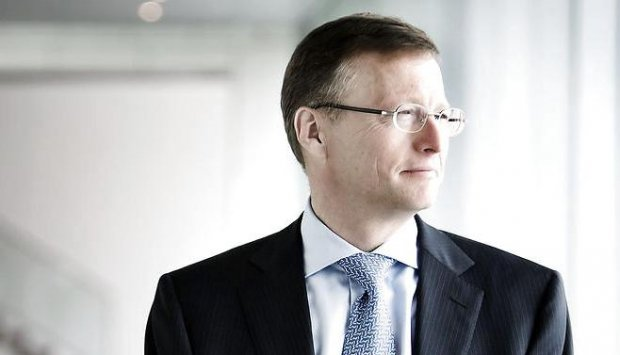 Maersk CEO concerns over private equities buying ships