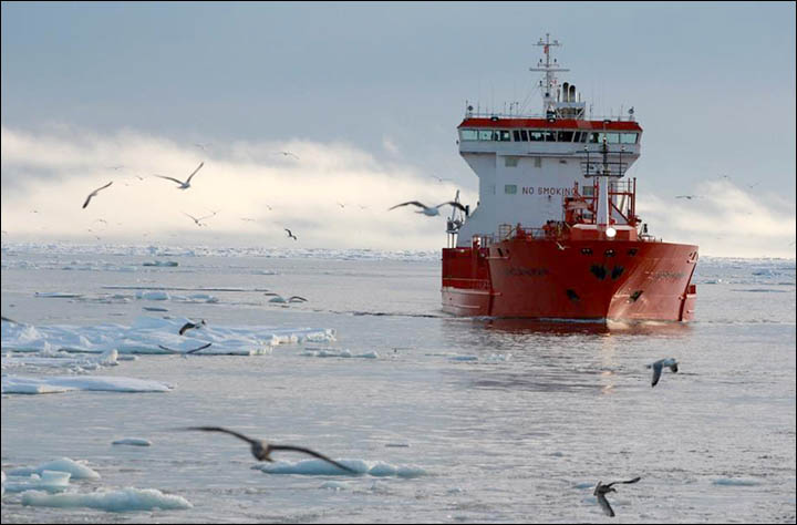 UN's Arctic eco-code has severe compliance challenges in Russia