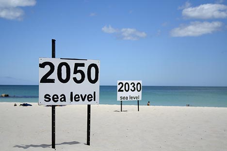 NOC: Seas Might Rise 180cm by 2100